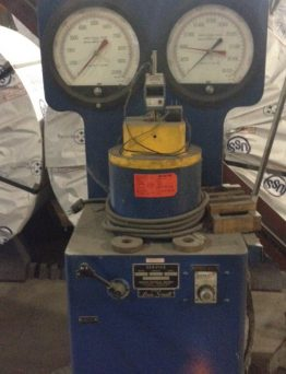 ductility tester