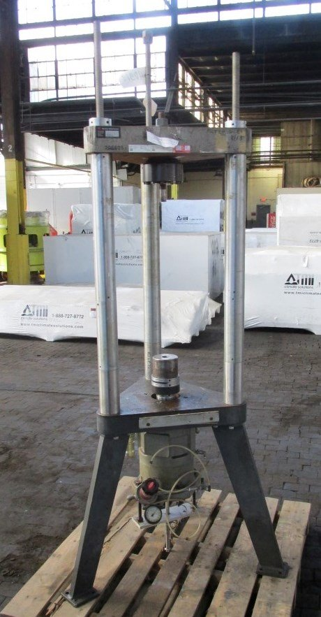 MTS Fatigue Testing System