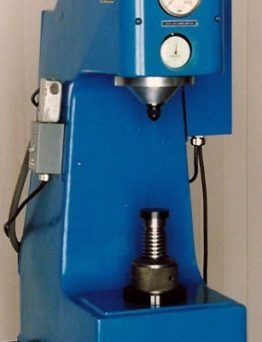 Detroit Model DH-1 Hydraulic Brinell Hardness Tester