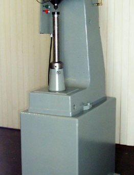 Detroit Model DH-2 Brinell Hardness Tester
