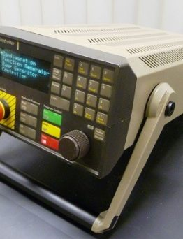 TEST SYSTEM CONTROLLERS